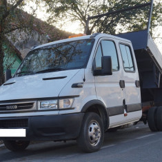 Iveco Daily 35c14 Basculant, 3.0 HPI Diesel, an 2006