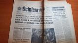 scanteia 7 mai 1982- ceausescu in grecia,art. si foto calimanesti caciulata
