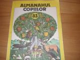 ALMANAHUL COPIILOR 1983 ( rar, format mare, bogat ilustrat ) *