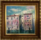 Marian Condruz - Venezia , pictura in ulei