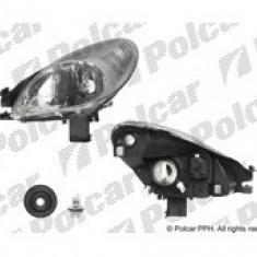 Far Citroen Xsara Picasso (N68), 01.2004-09.2010, Electric, tip bec H4, fara motoras, omologare ECE , 6206.37; 620637, Dreapta, DEPO