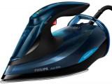 Fier de calcat cu abur Philips Azur Elite GC5034/20, 3000 W (Negru/Albastru)