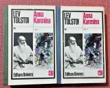 Anna Karenina 2 Volume. Editura Univers, 1980 - Lev Tolstoi