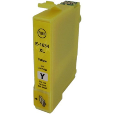 Cartus Epson 16XL yellow T1634 compatibil foto