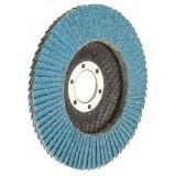 Disc cu capse taiere otel/lemn Tolsen, 125 x 22.2 mm, 60 T, oxid de zirconiu