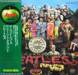 """Vinil """"Japan Press"""" The Beatles – Sgt. Pepper's Lonely Hearts Club (VG+)"""