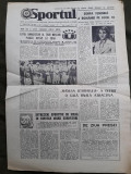Ziarul Sportul din 15 august 1977