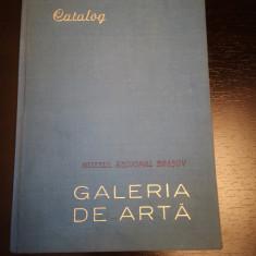 Catalog Muzeul Regional Brasov Galeria de Arta-Draganus, Vasiu, Brasov, 1950