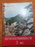 revista padurilor martie 1964-art.tronari-valea buzaului,,combaterea omizilor