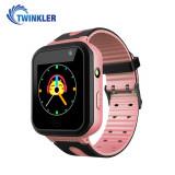 Cumpara ieftin Ceas Smartwatch Pentru Copii Twinkler TKY-S7 cu Functie Telefon, Localizare GPS, Camera, Lanterna, SOS, IP54, Joc Matematic - Roz, Cartela SIM Cadou