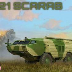 1:35 Russian 9K79 Tochka (SS-21 Scarab) IRBM 1:35