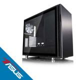 Sistem desktop Powered by ASUS Omega Extreme Intel Core i9-9960X 16 Cores 3.1 GHz 64GB RAM DDR4 2x nVidia GeForce RTX 2080 Dual 8GB GDDR6 256bit SSD 5