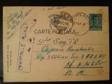 1942-C.P.circ.-CENZURAT-Ploiesti 12, Necirculata, Printata