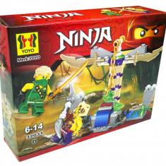 Joc creativ lego Ninja figurine