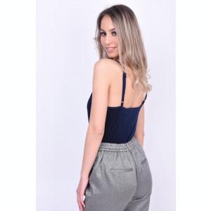 Body Elegant Vero Moda Ella Bleumarin