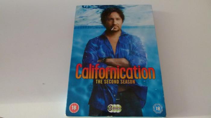 californication -season 2