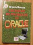 Culegere de probleme in Oracle de Mihaela Muntean