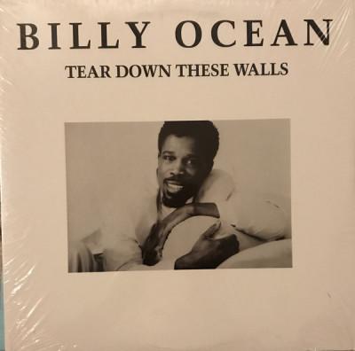VINIL Billy Ocean – Tear Down These Walls (VG+) foto