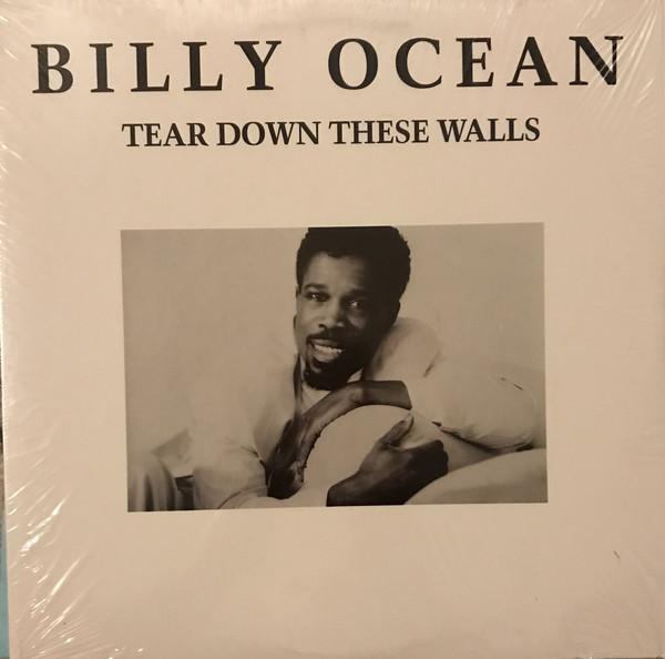 VINIL Billy Ocean – Tear Down These Walls (VG+)