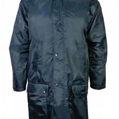 Jacheta lunga impermeabila Result, Bleumarin, pentru barbati
