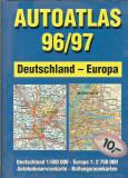 AUTOATLAS 96/97 Deutschland - Europa / Format A4