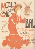 AFIS - Moulin de la Galette Bal - Tony - REPRODUCERE
