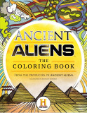 Ancient Aliens - The Coloring Book