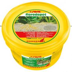 In grasamant acvariu - SERA - Floredepot 4.7 kg pt 100 L