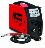 Aparat de sudura Telwin TECHNOMIG 260 tip MIG-MAG DUAL SYNERGIC 230V Rosu