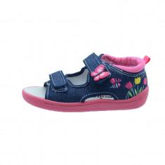 Sandale pentru fetite American Club 38/19B, Multicolor