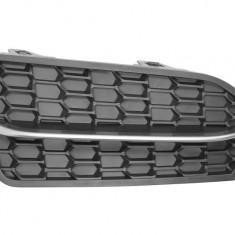Grila bara fata dreapta pachet M negru argintiu BMW Seria 2 (F22 F87) 2 (F23) dupa 2013