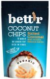 Chips de cocos si caramel sarat eco 70g
