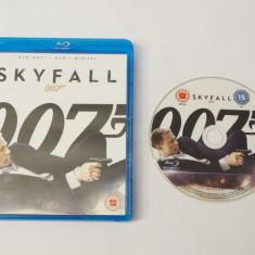Film Blu-ray bluray Agentul 007 Skyfall