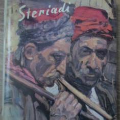 JEAN AL. STERIADI - TEXT DE MIRCEA DEAC