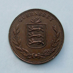 GUERNSEY  -  8 Doubles 1934