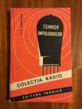 A. G. Sobolevski - Tehnica impulsurilor Colectia RADIO (1960)