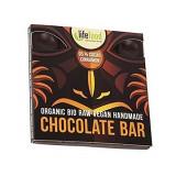Cumpara ieftin Ciocolata cu 95% cacao si scortisoara raw eco, 35g