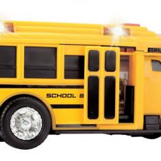 Autobuz scolar cu lumini si sunete DIckie Toys