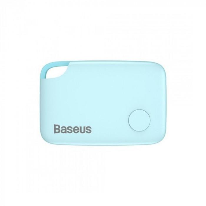 Dispozitiv inteligent anti-pierdere Baseus T2, Bluetooth, Monitorizare aplicatie, Baterie 75 mAh, Alarma 100 dB SafetyGuard Surveillance