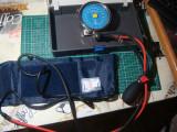 Cumpara ieftin Tensiometru mecanic vintage /oscillotonometer