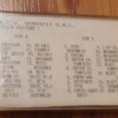Caseta - Utilitare - Programe pentru calculatoare HC, CIP, Cobra, etc). Anii '90