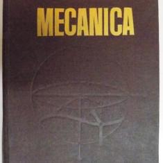 MECANICA de D. VOICULESCU , R. VOINEA si V. CEAUSU , 1975