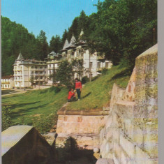 CPIB 15251 - CARTE POSTALA - SLANIC MOLDOVA