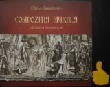 Compozitia murala Legile si tehnica ei Olga Greceanu