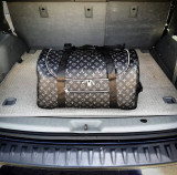 Geanta de voiaj Louis Vuitton Neo Eole 55 Monogram Eclipse model LUX UNIC IN RO!