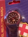 Ceas de mana - suporter FC BARCELONA - Produs nou, oficial.