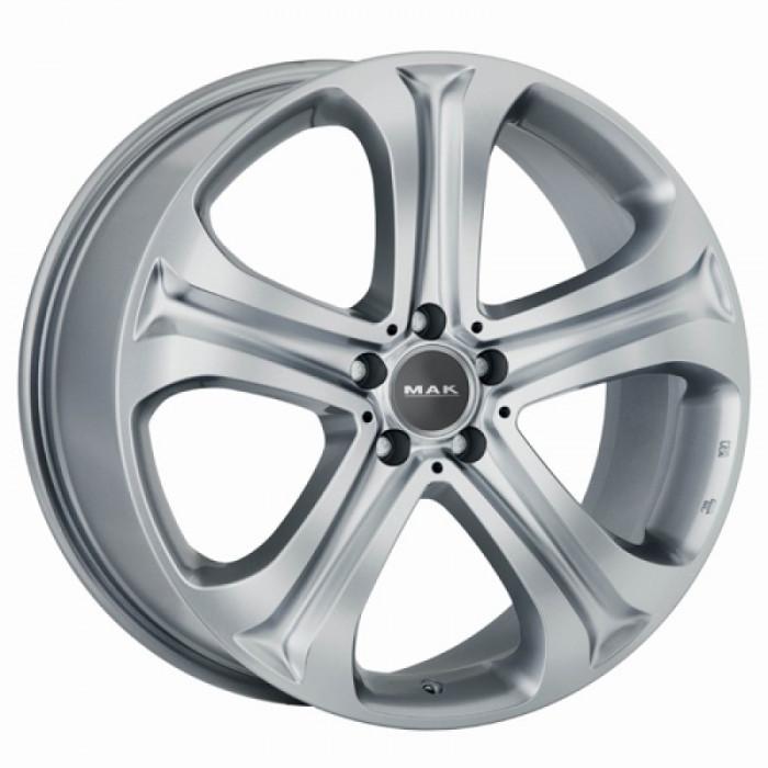 Jante MERCEDES GLC 8.5J x 20 Inch 5X112 et29 - Mak Spitze Silver - pret / buc