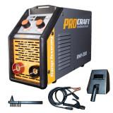Aparat de sudura ,Invertor MMA Procraft RWI 300, Profesional, Heavy Duty, Racire fortata, electrozi 4 mm