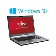 Laptopuri refurbished Fujitsu LIFEBOOK E744 , Intel Core i5-4200M, Win 10 Home foto