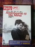 Remember me - 2010 - Rober Pattinson, DVD, Romana